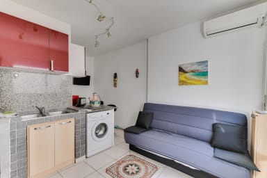 IMMOGROOM - 5 min from Palais and beaches - Center - A/C- CONGRESS/BEACHES