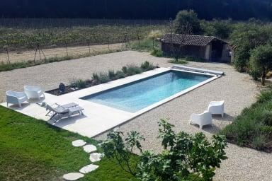 #Au Pied des Vignes, au cœur du Luberon