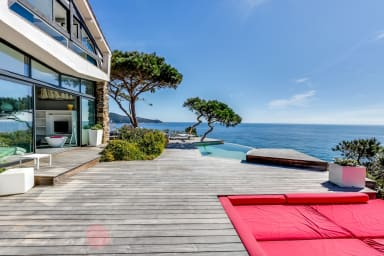 Luxurious charming villa in the heart of Ramatuelle