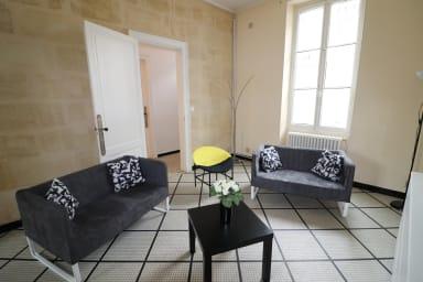 Charmante maison en plein coeur de Bordeaux