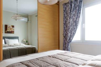 Koukaki Confidential Sleek Urban Apartment by JJ Hospitality