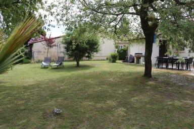 Belle maison bassin d'Arcachon 6 pers Lanton