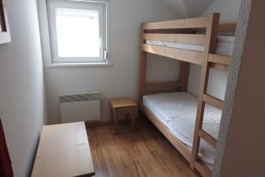 Appartement tout équipé dans Résidence récente - 6 pers - La Meije Blanche