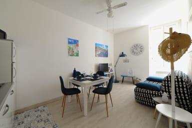 2 rooms close to the Promenade des Anglais