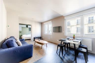 Designer Apartment in Batignolles