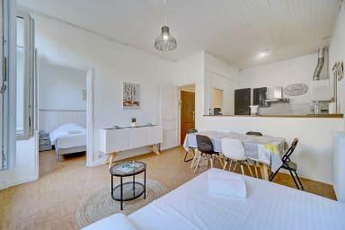 IMMOGROOM - Pleasant apartment - Close to the beaches - CONGRESS/BEACHES