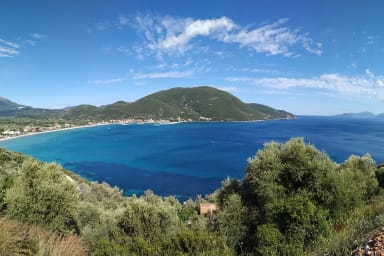 Land in Vasiliki with Private Beach Access!
