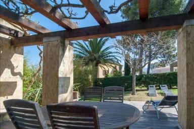 Minivilla-Garten