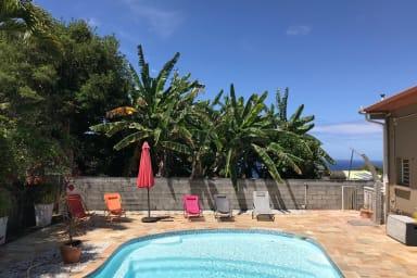 Charmant 2 pièces avec terrasse - Saint Joseph, Île de la Réunion