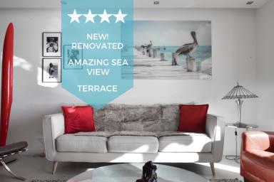 ☀️ ! KIKILOUE ! ✌️3 pièces avec 2 SDB ✌️ Terrasse & splendide vue mer ☀️