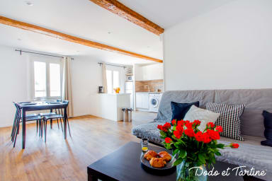 Superb Apartment in Le Mourillon - Dodo et Tartine