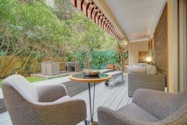 IMMOGROOM- Magnifique -Garage- Clim- Terrasse - Jardin - CONGRES/PLAGES