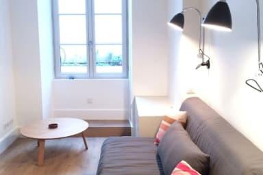 Saint Jean de Luz Centre ⎜Joli appartement classé 3*  · Plage à 20m