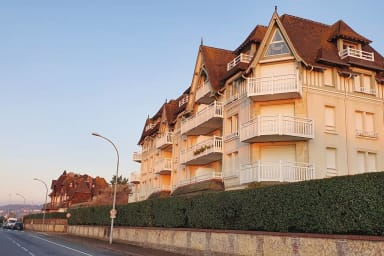 ⛱ La Villa des Planches ☞ Vue Mer & Plage
