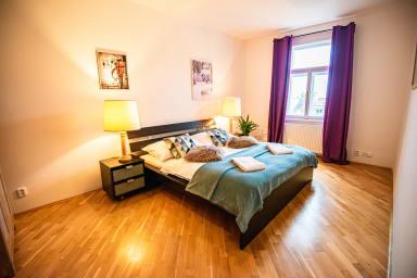 PragueStars Apartment - Vinohrady Korunni