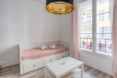 Studio lumineux au centre de Nice, proche Jean Médecin et gare - Welkeys