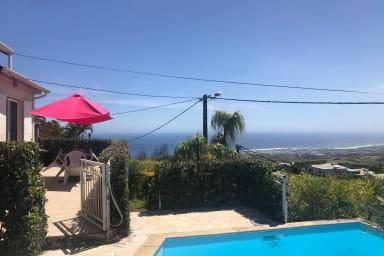 Villa vue mer à Saint Pierre La Réunion