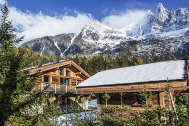 Charming Wood, luxury chalet in Chamonix Mont-Blanc - Welkeys