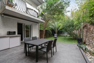 Appartement moderne avec terrasse et jardin au coeur de Marseille - Welkeys