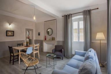 E Case Pasqualine - Casa Delia, appartement dans le centre de l'Ile-Rousse