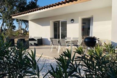 Villa T4 A Nepita, maquis, piscine