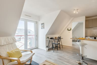 Bright flat in Vannes city-center, 10 min from the port by foot - Welkeys