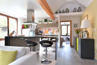 Appartement Les Oiseaux*** - Centre Kaysersberg