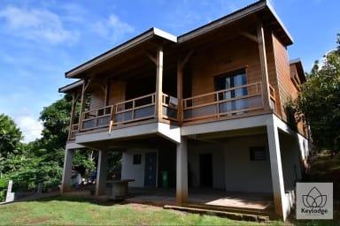 Villa Riv'Pearl spacieuse et sa Magnifique vue, St Louis Keylodge Réunion
