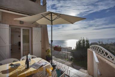 Casa Assulanata, appartement au Rez-de-chaussée d'une villa