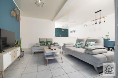 Villa KazBamboo - 111m² - 15min de la Plage de la Grande Anse - Parking