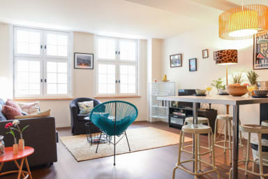 Charming flat in a calm street at the historic heart of Bayonne - Welkeys
