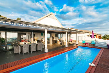 VILLA REVE AUSTRALE HOUSE WITH SWIMMING-POOL BILLIKERS