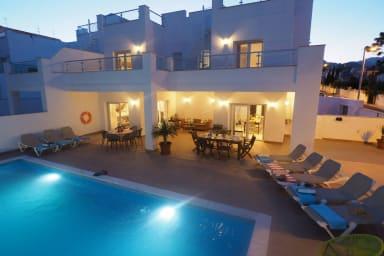 Nerja Paradise Rentals - Villa Catalina