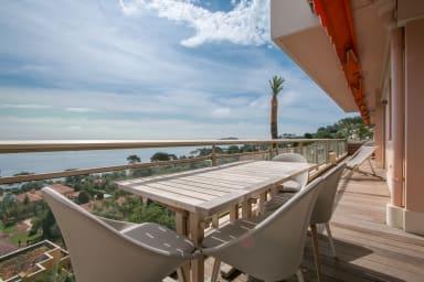 Appartement Mulino / Appartement vue panoramique sur la baie du Cap Ferrat