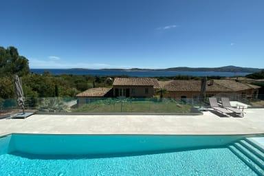 Villa Les vignes / Splendide villa en 3 parties