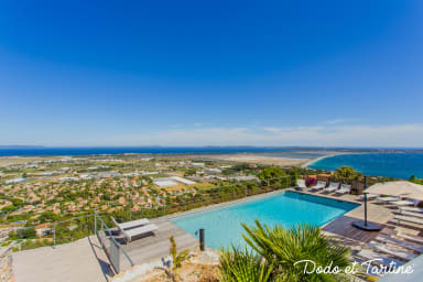 Breathtaking 13 bedroom with spectacular view - Dodo et Tartine
