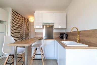 ❤ Magnifique Appartement avec Parking à Montchat ❤