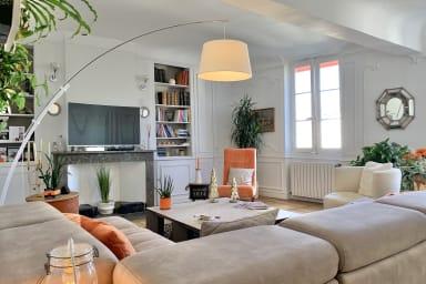 Bel appartement ancien Hyper centre❤️ déco soignée - beaucoup de cachet #F5