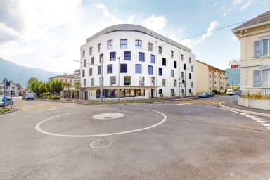 Eingerichtetes Studio #205 - Swiss Resort Aigle
