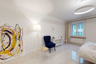 DA-DA Gallery Appart - Studio moderne et luxueux à Boudry