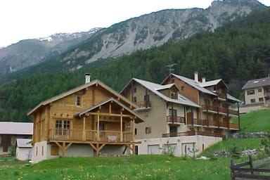 Vue résidence sud