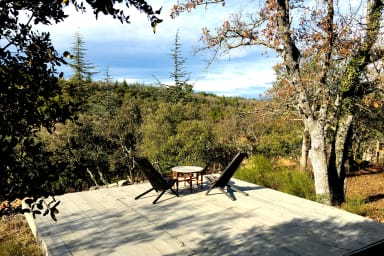 Luxueuse rénovation | Les cabanes AIR  Property Provence à Bonnieux