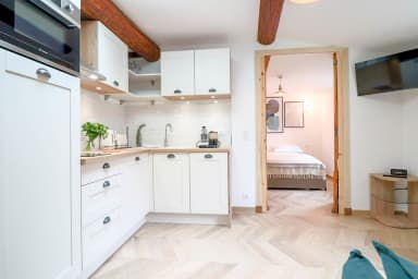 Luxurious, Newly Renovated flat in heart of Old Antibes