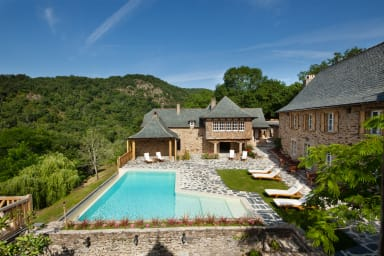 Le Château, amazing castle with 11 bedrooms in the countryside
