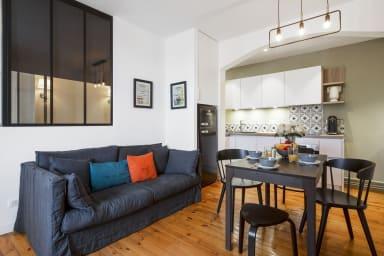Joli appartement au hypercentre de Biarritz, à 6 min de la plage - Welkeys
