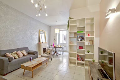 Charming flat in the heart of the old town of Ajaccio - Welkeys