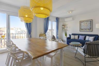 Superbe appartement avec balcon au coeur de Saint-Jean-de-Luz  - Welkeys
