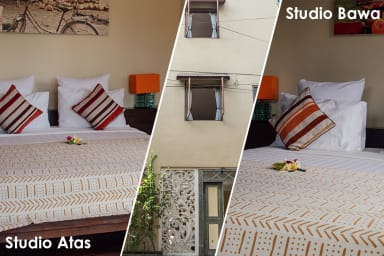 Studios Sami Luwih | 2 x 1 bedroom appartments with swimming pool in the...