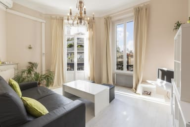 Cosy apartment 39 m2 , 2 steps from rue d'Antibes and Croisette