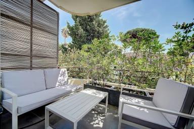 IMMOGROOM - Terrace - Parking - Beaches - A/C - CONGRESS/BEACHES
